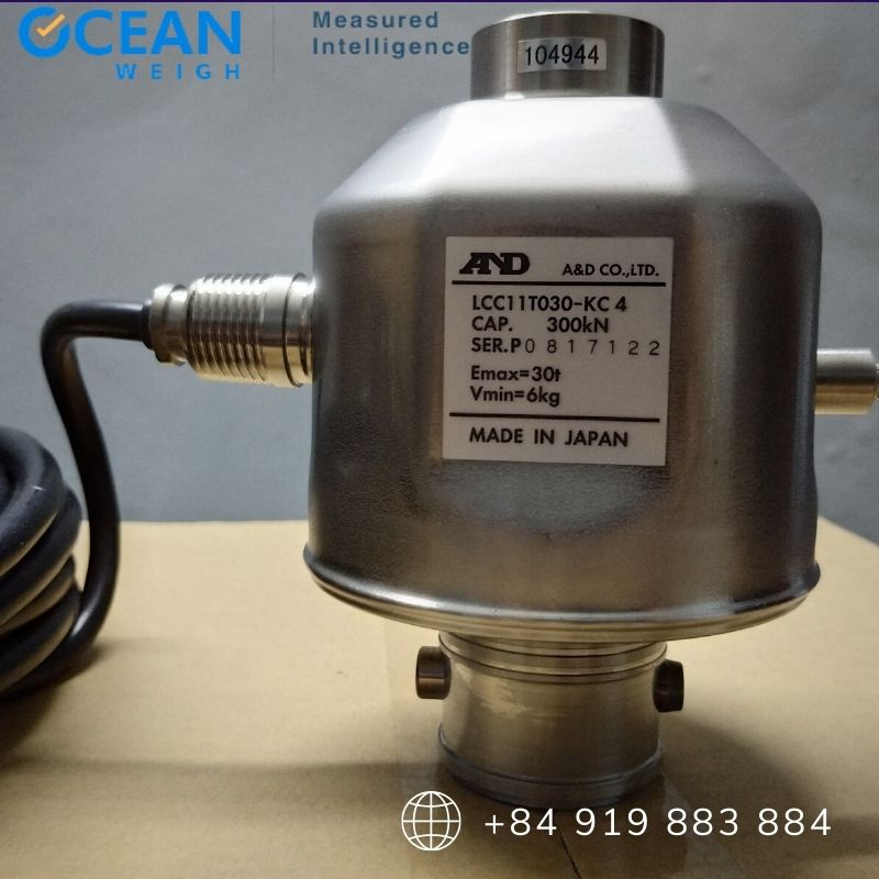 LOAD CELL LCC11 30T (AND - JAPAN)